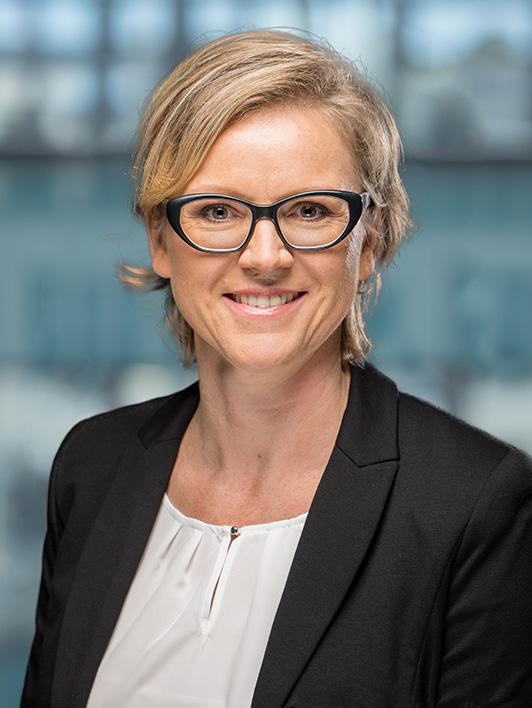 Mitarbeiterin Bettina von Ow